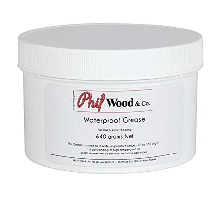 Waterproof Grease - 650 ML Phil Wood ()