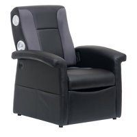 X Rocker Junior Triple Flip 2.1 Wired Audio Foldable Home Theater Gaming Chair