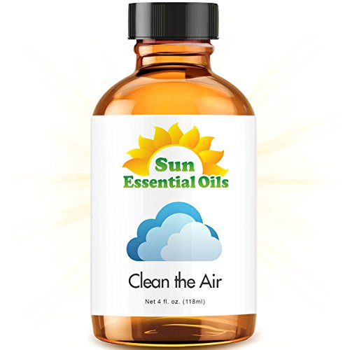 Clean the Air (Large 4oz) Best Blend Essential Oil