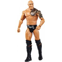 WWE Sound Slammers The Rock Action Figure
