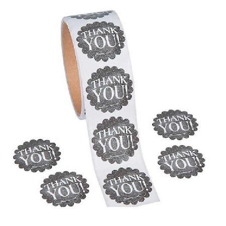 Thank You Stickers (Personalized Thank You Stickers)