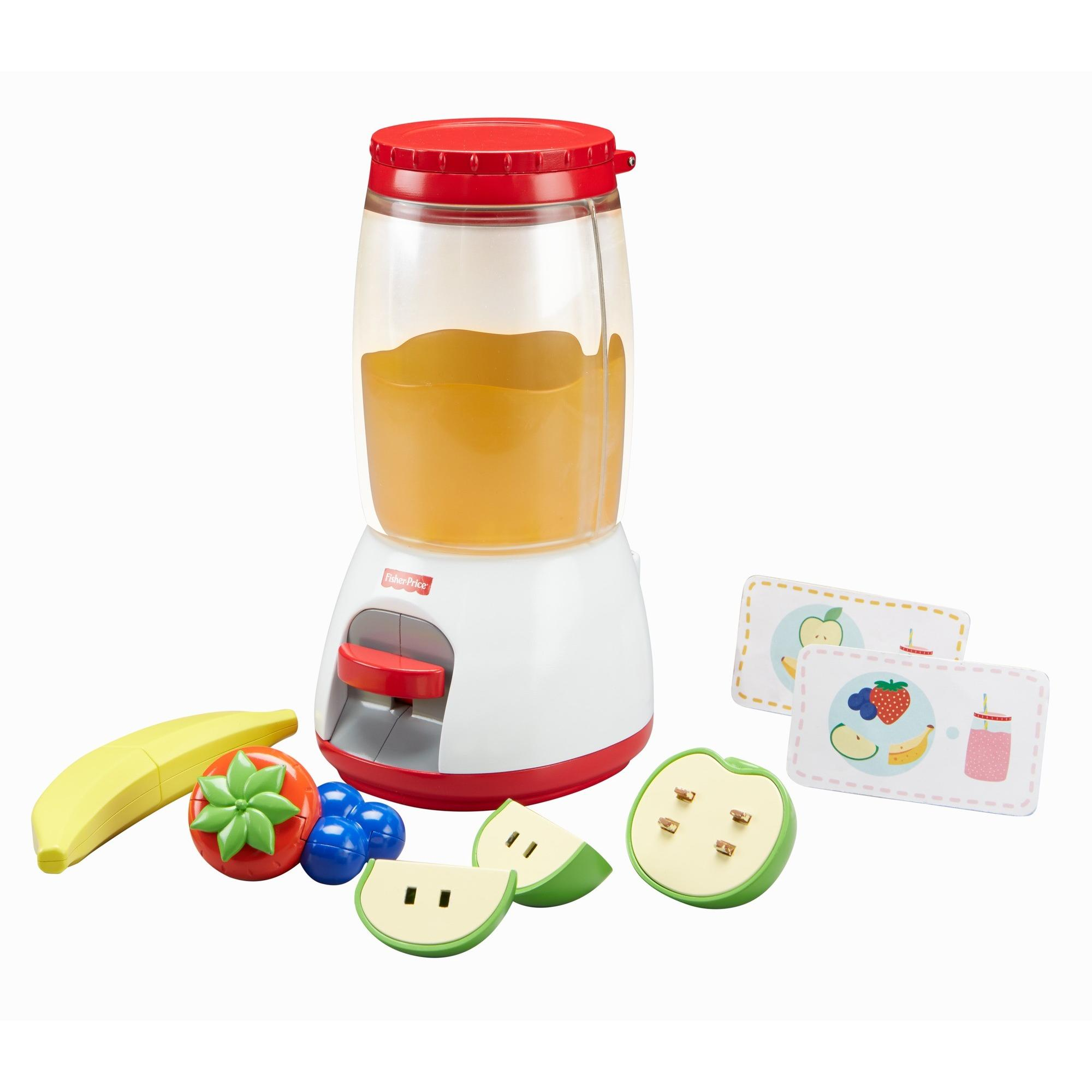 Fisher Price Mix & Serve Smoothie Maker Toy by FISHER PRICE