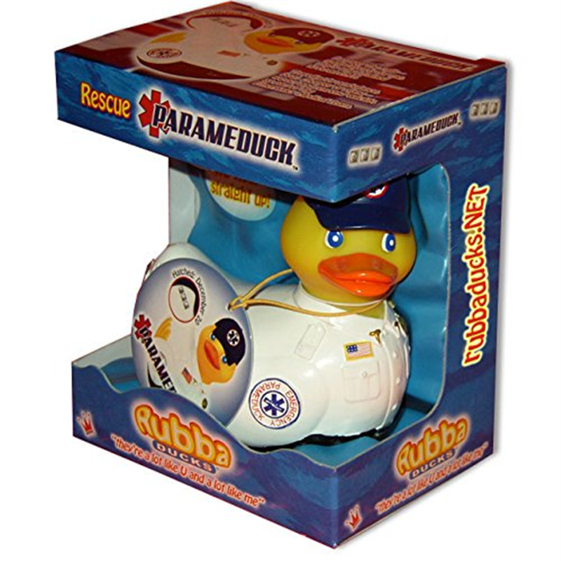 Rubbaducks Parameduck Gift Box