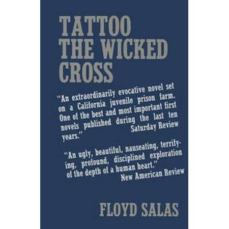 Tattoo the Wicked Cross - eBook (Wicked Jester Tattoos)
