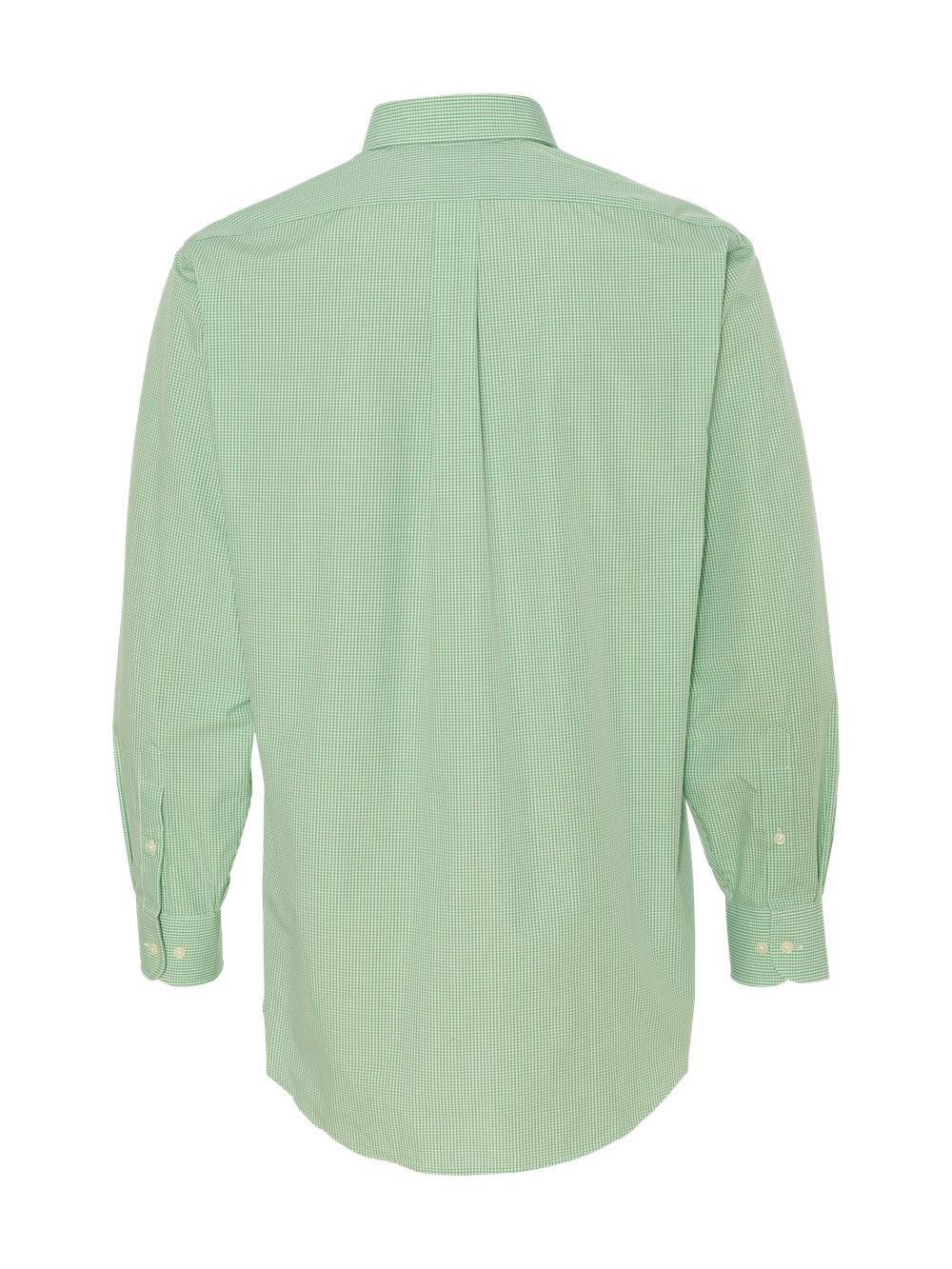 Gingham Check Shirt 13V0225 Van Heusen