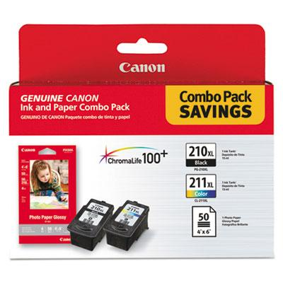 Canon 2973B004 Ink & Paper Pack
