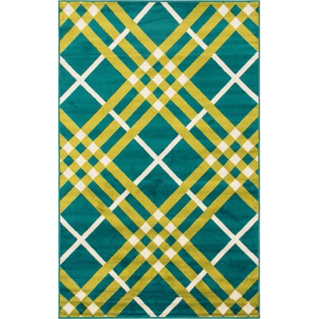 Plaid by Jane Seymour™ Rug
