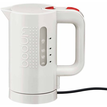 Bodum Bistro Electric Water Kettle, 17 oz