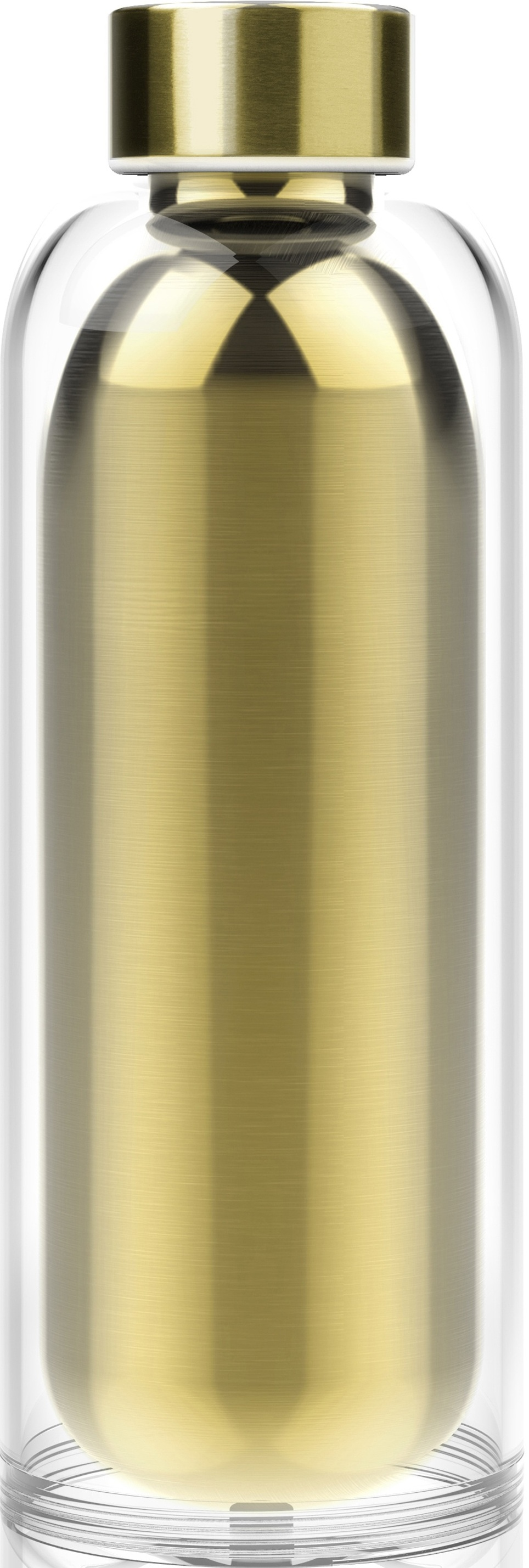 ASOBU Escape The Bottle Insulated Tumbler, Champagne 17 oz by AD-N-ART INC