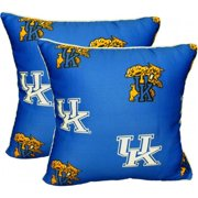 College Covers KENDPPR Kentucky 16 x 16 Decorative Pillow Set