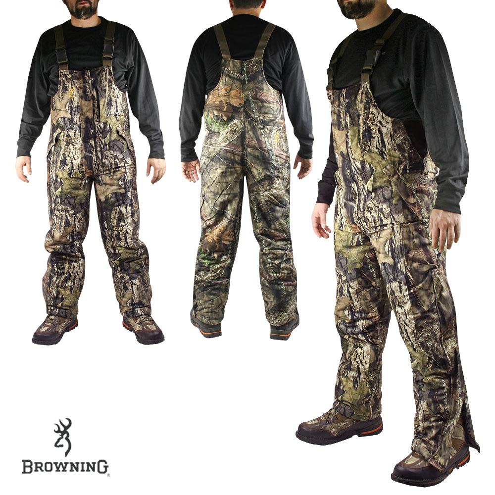 Browning Wasatch AW Insulated Bibs (XL)- MOC by
