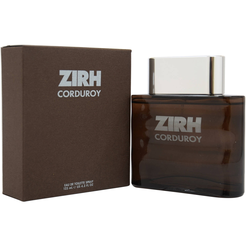 Zirh International Corduroy EDT Spray, 4.2 oz