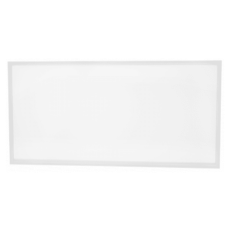 Worldwide Lighting Fpl24 Fpl Single Light 48   Wide Integrated Led Panel With Pol