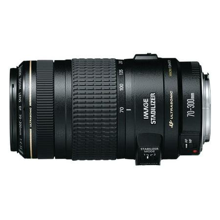 Canon Ef 70 300Mm F 4 5 6 Isu Lens