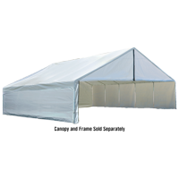 Enclosure Kit for the UltraMax Canopy 30 x 30 ft. White