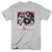 The L Word Cast Mens Short Sleeve Shirt