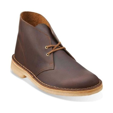 62fcea87 Clarks 26106562: Men's Desert Chukka Beeswax Boots (10.5 D(M) US Men)