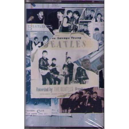 The Beatles Anthology 1 Audio Music Vintage Cassette Tape Pack