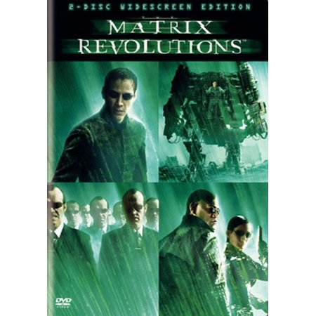 The Matrix Revolutions (DVD)