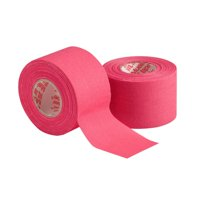 """Mueller MTape Athletic Tape, Pink, 2 Pack, 1.5"""" x 10 yd each"""