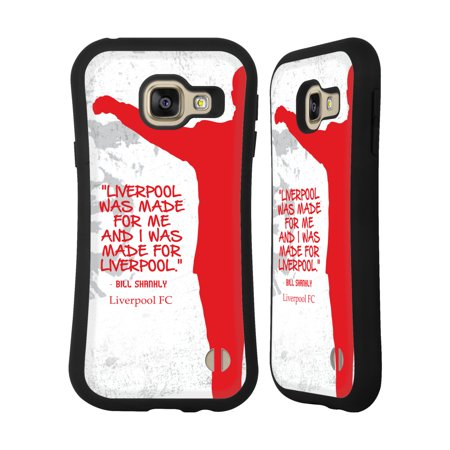OFFICIAL LIVERPOOL FOOTBALL CLUB BILL SHANKLY HYBRID CASE FOR SAMSUNG
