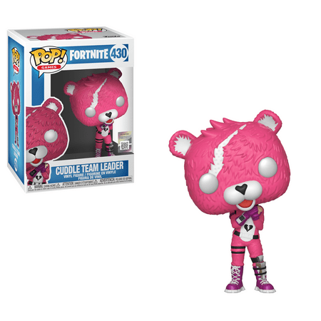 Funko POP! Games: Fortnite S1 - Cuddle Team (0.625 Pop)