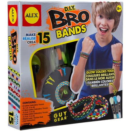 ALEX Toys Craft DIY Bro Bands - Diy Recycled Halloween Crafts