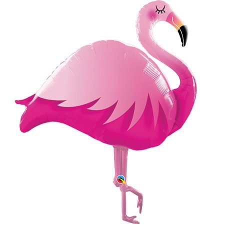 Flamingo Foil Balloon 46