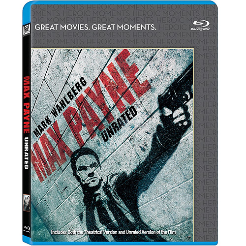 Max Payne (Unrated) (Blu-ray) (Widescreen)