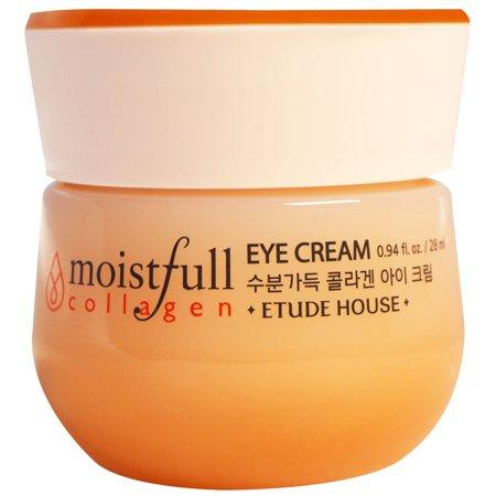 Etude House, Moistfull Collagen Eye Cream, 0.94 fl oz (pack of (Etude House Moistfull Collagen Water Jelly Cream)
