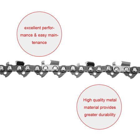 Ejoyous 16 Inch Metal 325 Chainsaw Saw Chain Saws Spare Parts