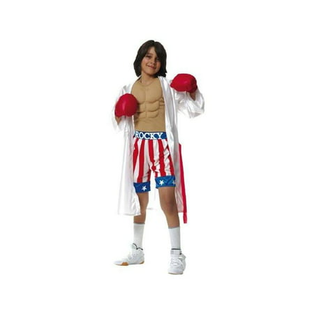 Child Rocky Costume (Kids Exclusive Costumes)