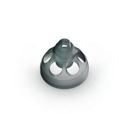Phonak Hearing Aid LARGE size OPEN Domes, 10 Domes per Pack (Hearing Aid Pack)