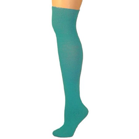 2dba775cf AJs - Knee High Socks - Teal - Walmart.com