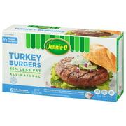 Jennie-O 1/3 lb. Turkey Burgers, 32 Ounce