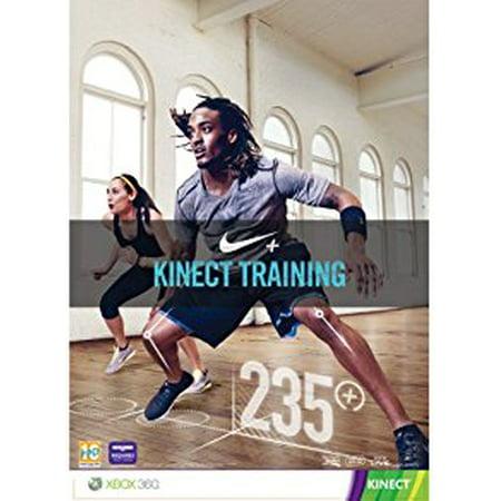 - Xbox 360 Kinect Nike Training