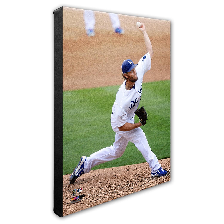 22x34 LOS ANGELES DODGERS POSTER CLAYTON KERSHAW MLB BASEBALL 17644