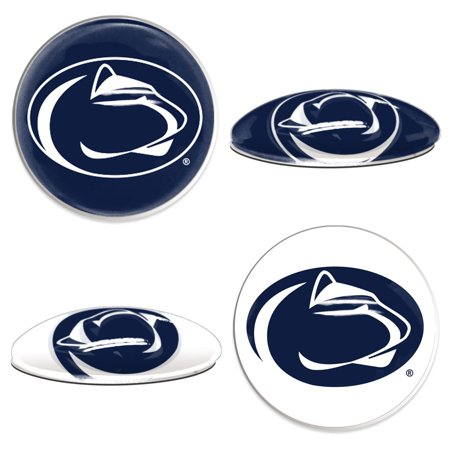 Penn State Nittany Lions Official NCAA  Sport Dotts Magnet 2 Pack by Wincraft