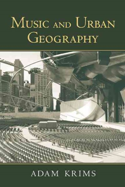 Music and Urban Geography by