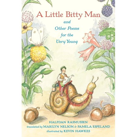 A Little Bitty Man and Other Poems for the Very Young - Very Short Halloween Poems