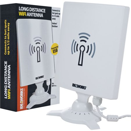 Ideaworks Long Distance WiFi - Extender Devices