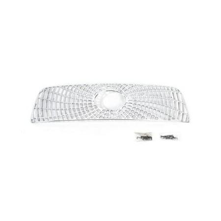 Hd Putco Liquid - Putco 303192 Liquid Spider Web Thick 3-D Mirror  Solid Aluminum Grille