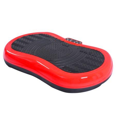 Gymax Ultrathin Mini Crazy Fit Vibration Platform Massage Machine