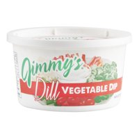 Jimmy's Dill Vegetable Dip, 14 oz