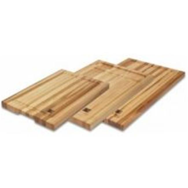 Snow River Products 7V03010DS 16 in. Carving Board - Maple