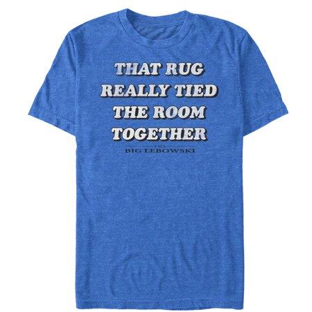 The Big Lebowski Men's Rug Really Tied Room Together T-Shirt