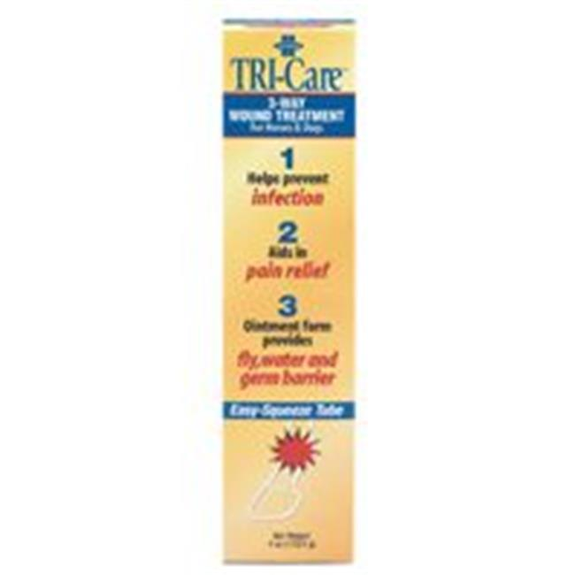 Central Life Sciences 100502415 Tri-Care Wound Treatment 4 oz. - image 1 of 1