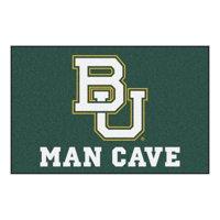 """Baylor Man Cave Starter Rug 19""""x30"""""""