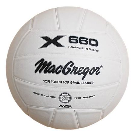 MacGregor® X660 Soft Touch Volleyball