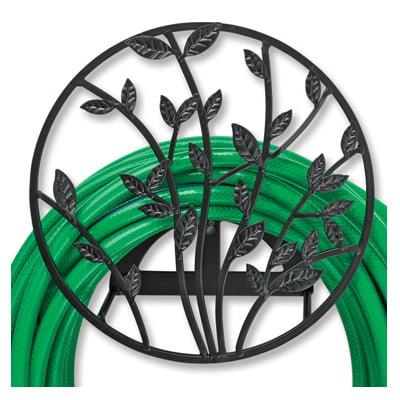 SUNCAST CORP Hose Hanger, Leaf Design, Metal, 5/8-In. x 150-Ft.